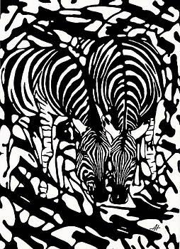 Alan Hogan - Zebra Two