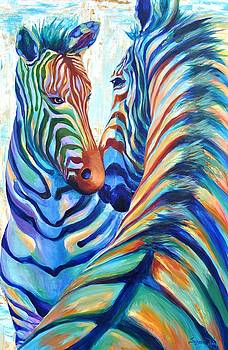 Zebras by Suzanne King