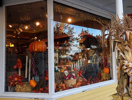 Zebs General Store North Conway 2 by Nancy De Flon