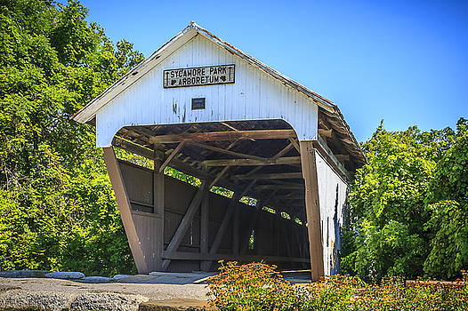 Jack R Perry - Zeller-Smith Covered Bridge