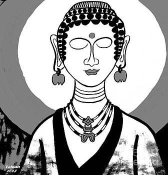 Zen 3 By Taikan by Taikan Nishimoto