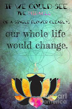 Justyna Jaszke JBJart - Zen Art Inspirational Buddha quotes Happiness Life