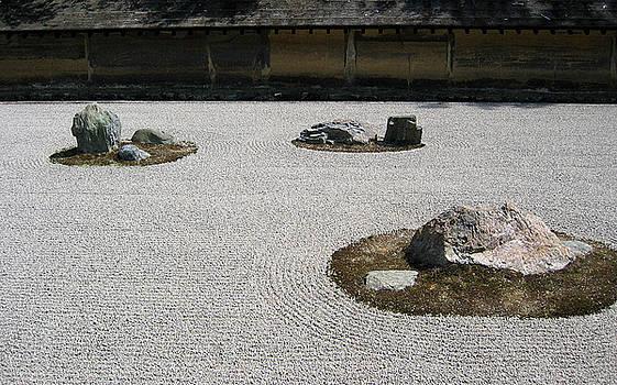 Zen Garden by Keiko Richter