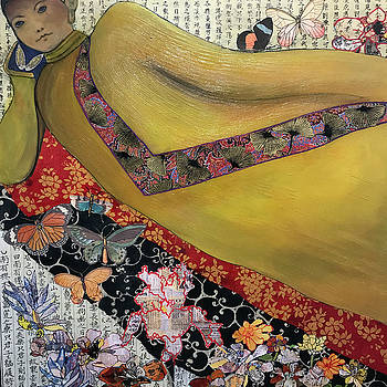 Zen Garden by Susan Reed