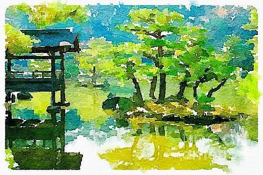 Rich Governali - Zen Pond