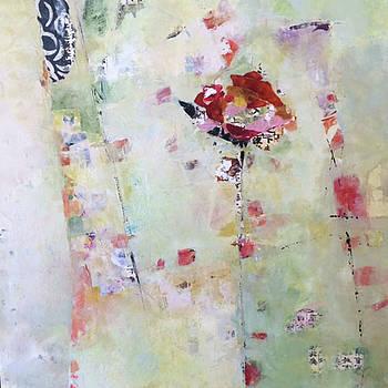 Zen Rose by Susan Reed