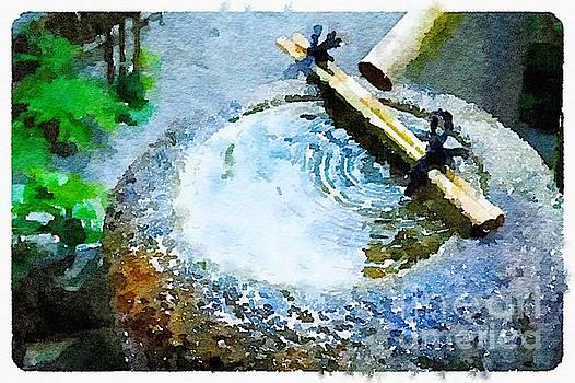 Rich Governali - Zen Water Stone
