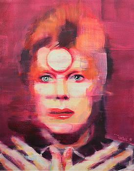 Ziggy Stardust by Khairzul MG