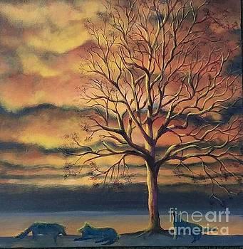 Ziggy's Tree by Cynthia Vaught