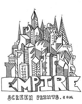 Zigzagland Empire by John  Stidham