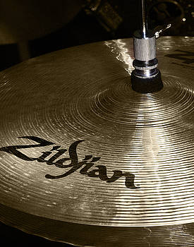 Zildjian Cymbal by Jim Mathis