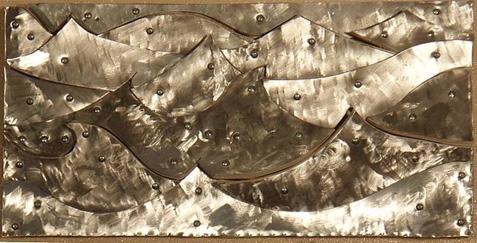 Zinc Waves by Harry Spitz