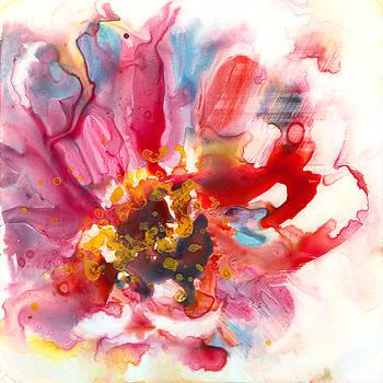 Zinnia by Yevgenia Watts