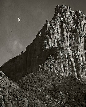Zion Moonrise by Mike McMurray