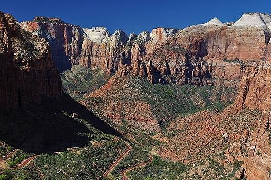 Zion Valley by Jeff Moose