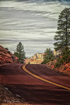 Zion's Road by Mitch Johanson