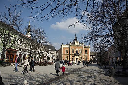 Newnow Photography By Vera Cepic - Zmaj Jovina street in the center of Novi Sad