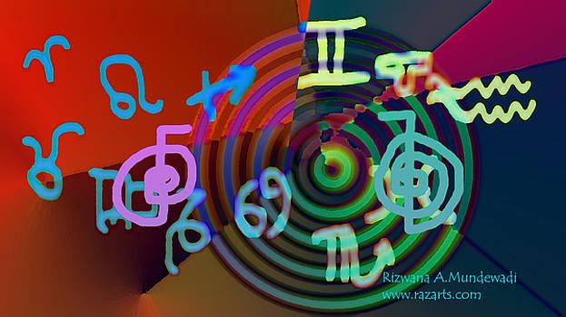 Rizwana A Mundewadi - Zodiac Luck