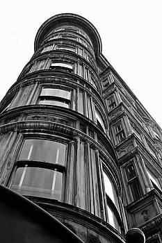 Zoetrope Tower by Richard Hinds