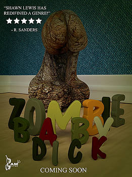 Zombie Baby Dick by Robert Sanders
