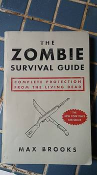 Zombie Survival Guide by Leah Saulnier The Painting Maniac