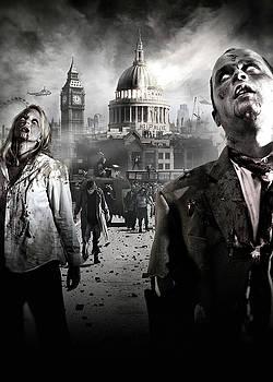 Zombies by Joe Roberts