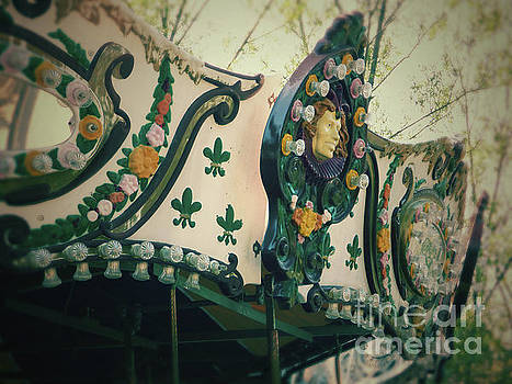 Zoo Carousel MA by Leara Nicole Morris-Clark