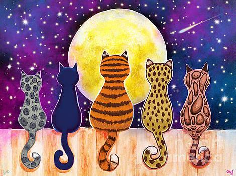 Nick Gustafson - Zoo Nights