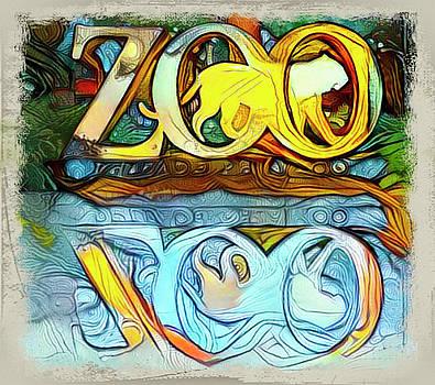 Zoo - Philadelphia by Bill Cannon