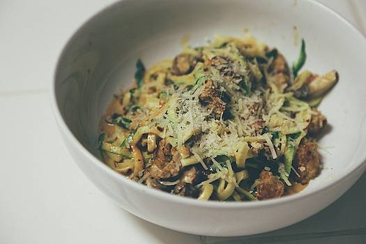Zoodles by Cortney Herron