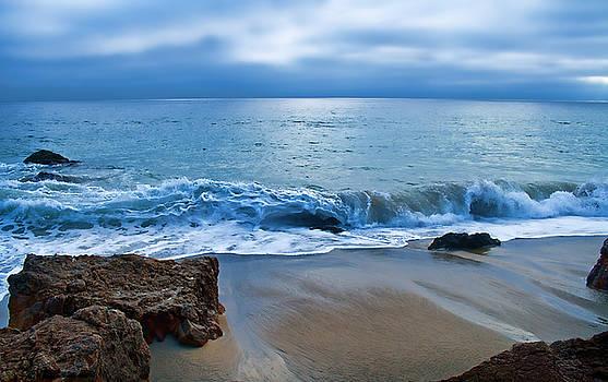 Zuma Beach, CA by Lori Hutchison