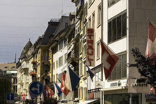 Zurich Switzerland by Dania Reichmuth