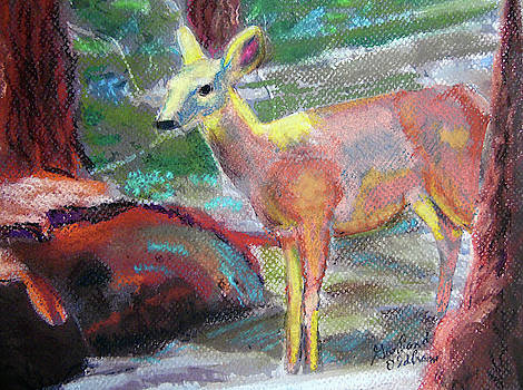 011719 Bambi 's Day Out by Garland Oldham