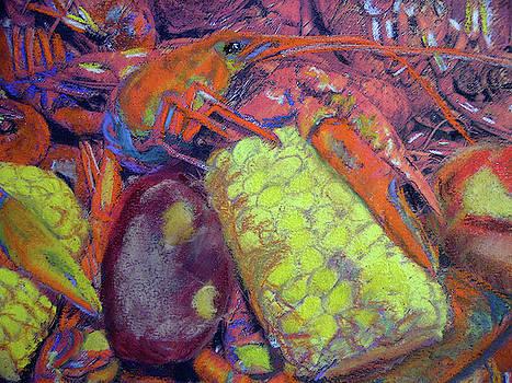 012419, Cajun Mud Bugs by Garland Oldham