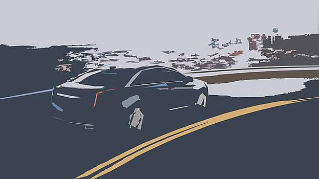2015 Cadillac XTS by P Shape