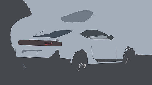 2015 Chevrolet Camaro Performance Concept by P Shape
