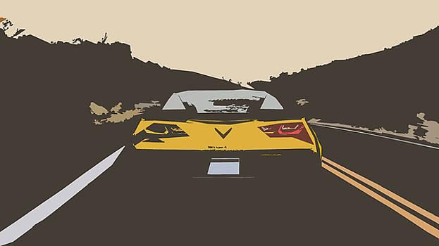 2015 Chevrolet Corvette Z061 by P Shape