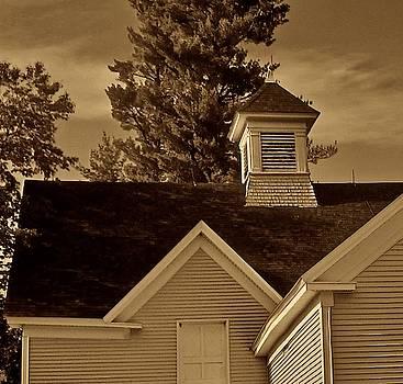 A Corner of New England by Elizabeth Tillar
