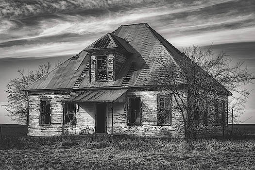 Abandoned In Texas by Mountain Dreams