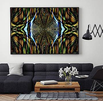 Abstract Caracause by Swedish Attitude Design