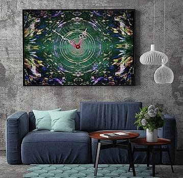 Abstract Cherry Blossom by Swedish Attitude Design