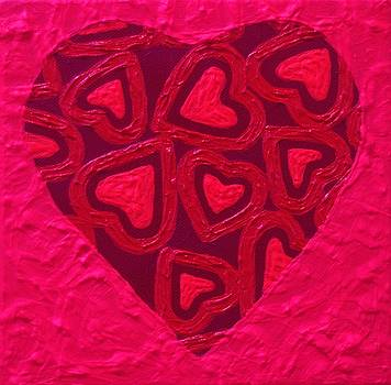 abstract Heart by John  Nolan