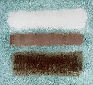 Abstract - Rothko style by Vesna Antic