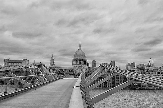 Across the Bridge by Martin Newman