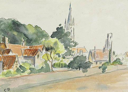 Camille Pissarro - All Saints