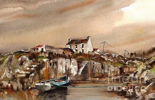 Val Byrne - An Cuan Caol, Connemara, Galway