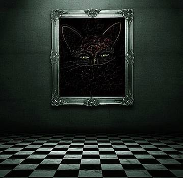 Appearance Of The Mystic Cat by Swedish Attitude Design