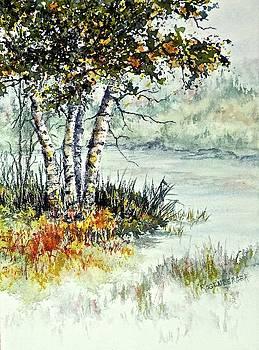 Approaching Autumn by Carolyn Rosenberger