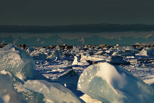 Arctic Ice by Kai Mueller