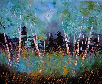 Aspentrees by Pol Ledent